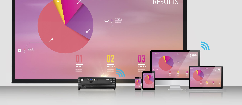 Presentaciones Wireless