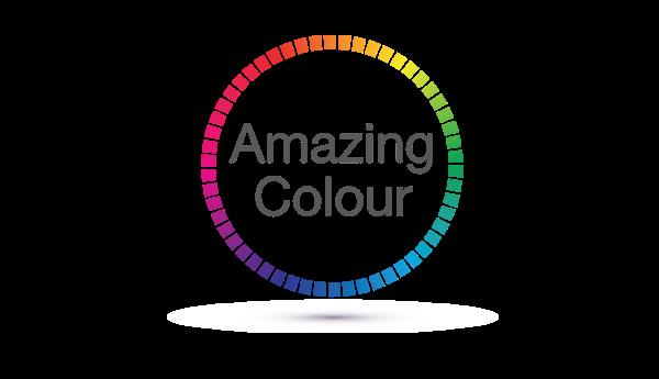 Colores sorprendentes
