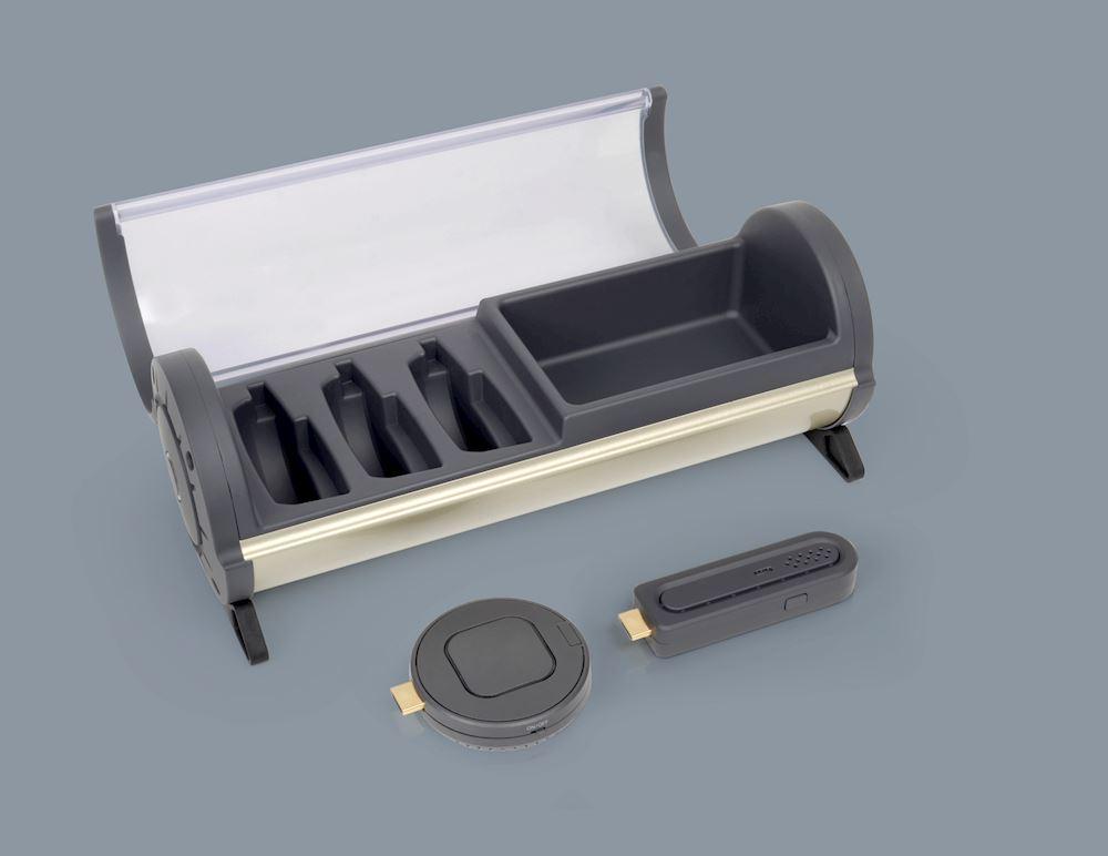 QuickCast Bundle ¡Presentaciones simples! - Optoma España