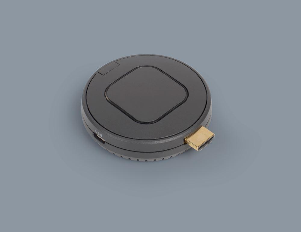 QuickCast Transmitter ¡Presentaciones simples! - Optoma España